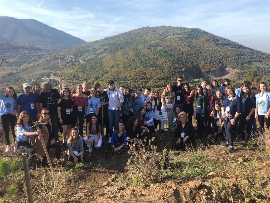 "Erasmus+ projekt Ekonomske škole Požega ""YES: The Earth"""