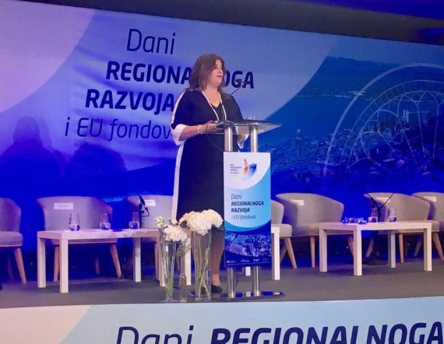 """Župan na konferenciji """"Dani regionalnog razvoja i fondova EU"""""""