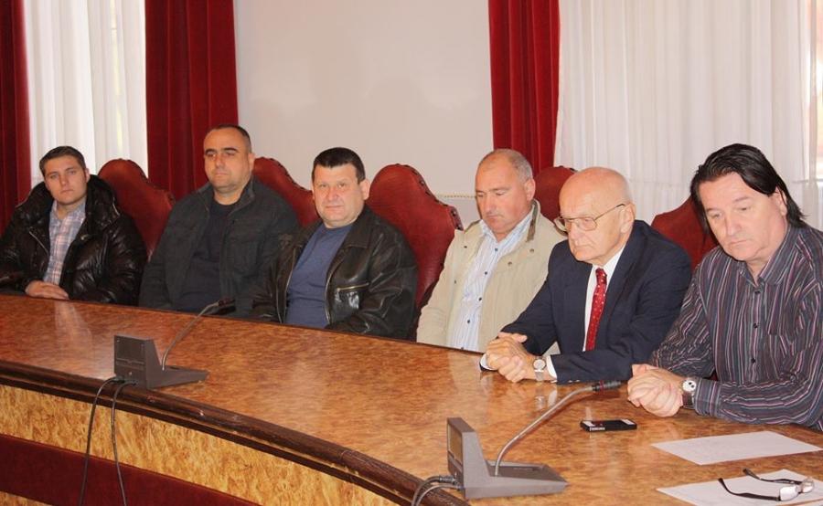 Dodjela priznanja Hrvatskog motociklističkog saveza