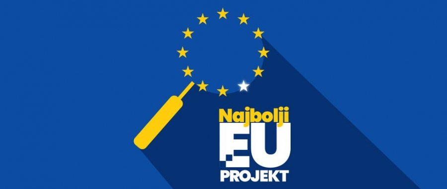 Izbor za najuspješniji EU projekt u Hrvatskoj 2020. godine