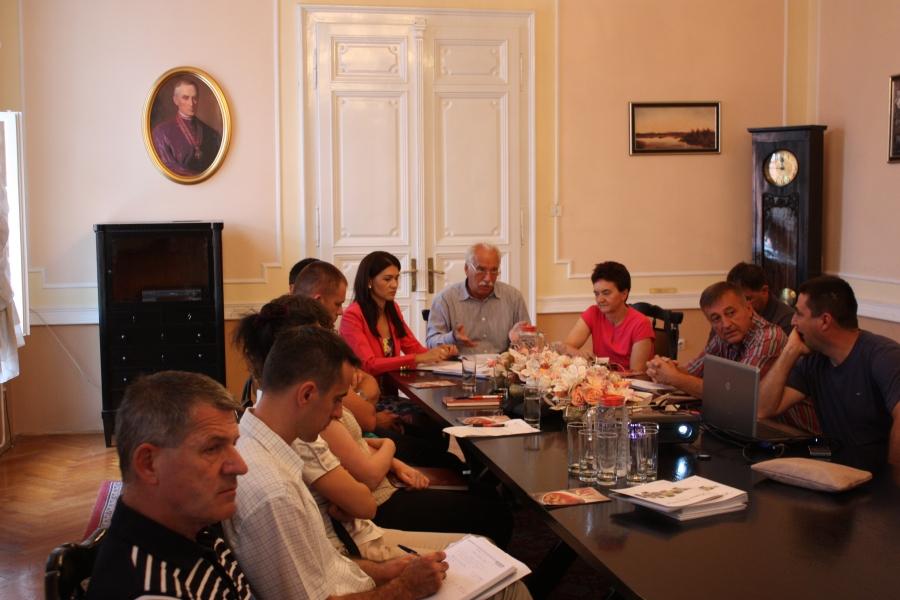 Ugostiteljima predstavljen projekt Okusi Hrvatske tradicije