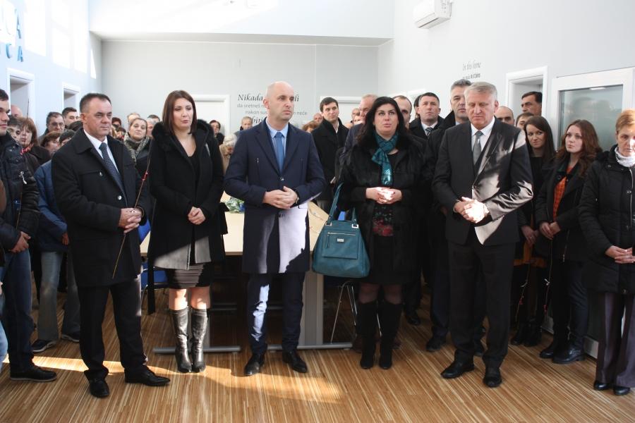 U Pleternici otvoren Centar udruga i svečano obilježen Dan grada