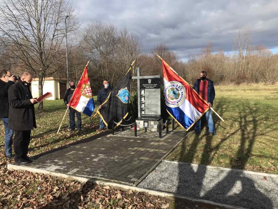 Obilježavanje 29. godišnjice pogibije četvorice hrvatskih branitelja u Španovici