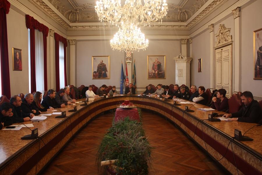 """Okrugli stol """"Sigurnost prometa na cestama u Požeško-slavonskoj županiji"""""""