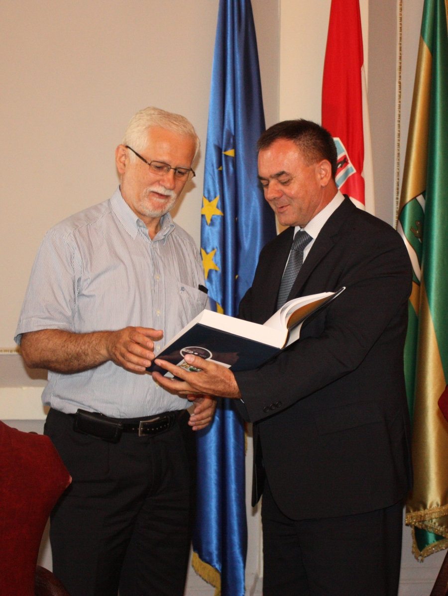 Predstavnici Končara posjetili Požeško - slavonsku županiju