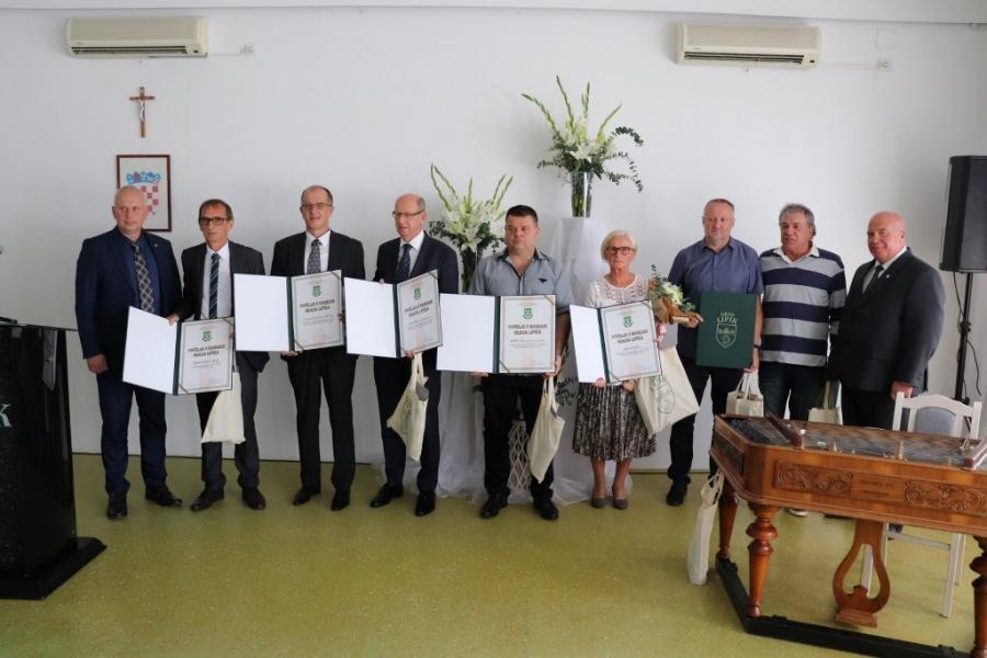 Svečana sjednica Gradskog vijeća povodom Dana Grada Lipika