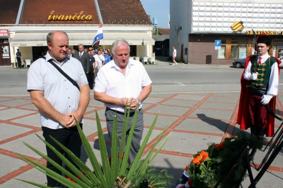 Sjećanje na hrvatske branitelje uz Dan državnosti RH