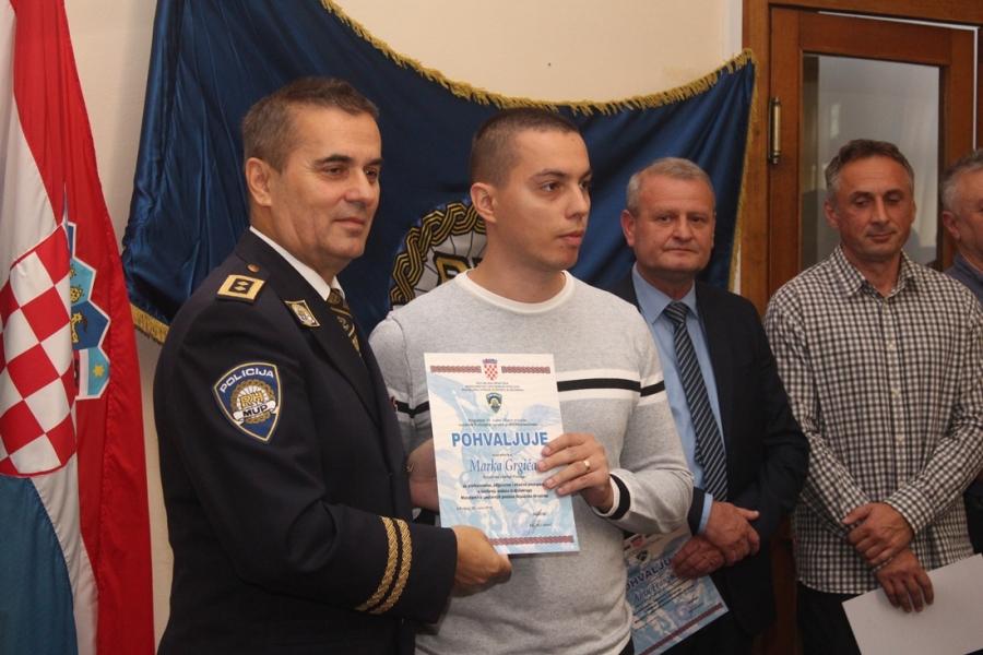 Djelatnici Policijske uprave požeško-slavonske obilježili Dan policije i blagdan svog zaštitnika Sv. Mihaela
