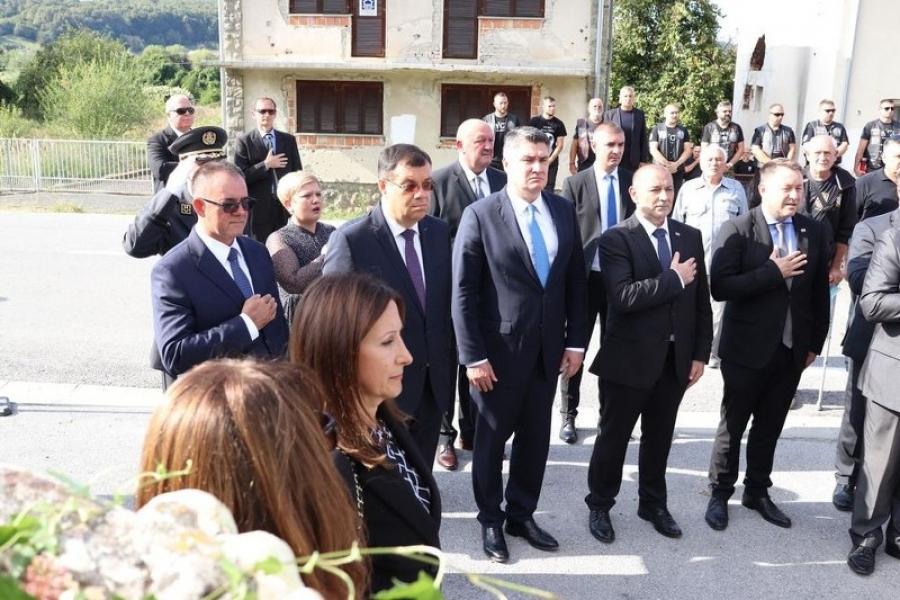 U Kusonjama obilježena obljetnica pogibije hrvatskih branitelja