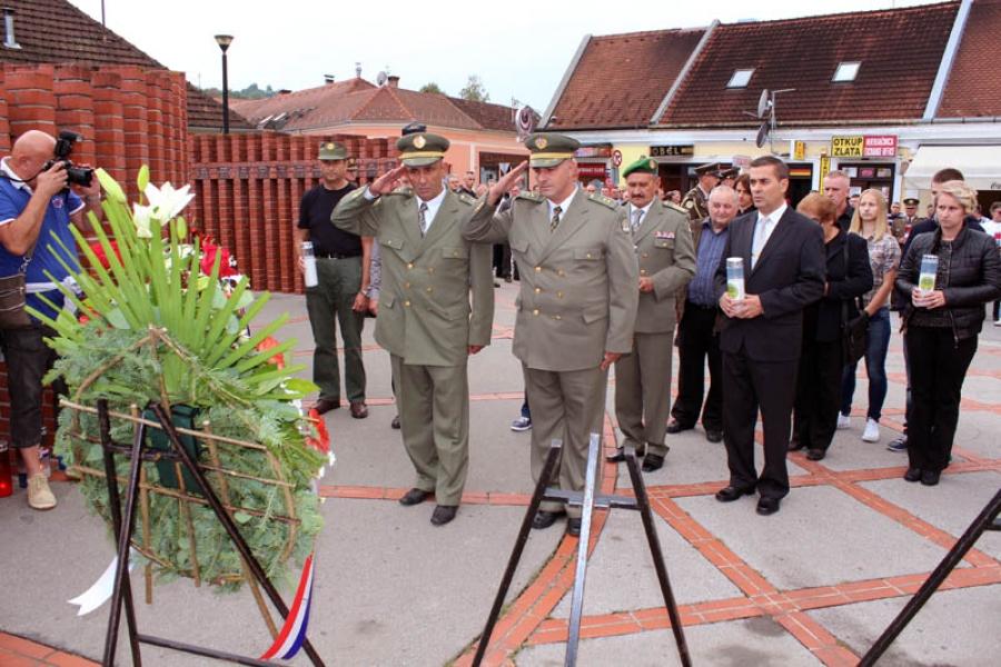 Obilježena 25. obljetnica udruge Specijalne jedinice policije Trenk