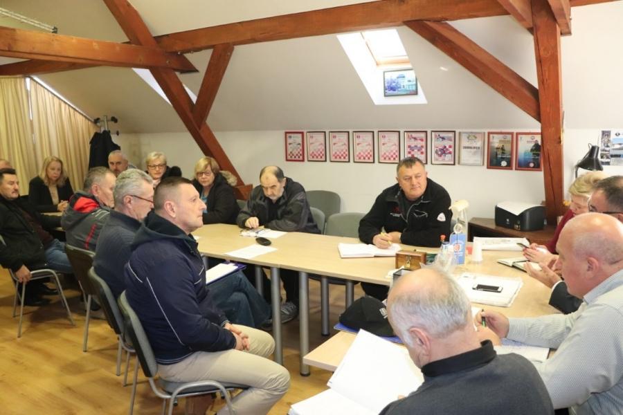 Održan sastanak Koordinacije udruga proisteklih iz Domovinskog rata Pakrac - Lipik