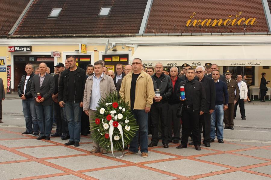 Obilježena 23. godišnjica oslobođenja kasarne u Požegi