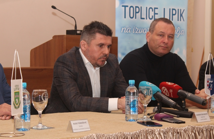 Rukometaši PPD-a Zagreb na zimskim pripremama u Lipiku