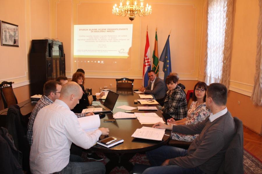 Održano javno izlaganje o Studiji glavne ocjene prihvatljivosti zahvata za ekološku mrežu
