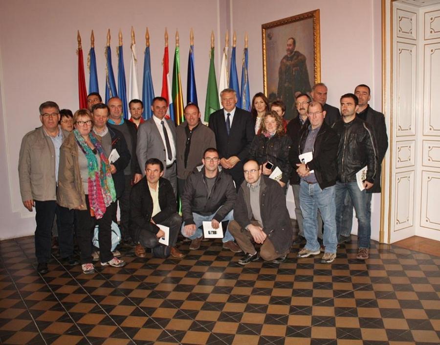 Požeško - slavonsku županiju posjetili poljoprivrednici iz Francuske