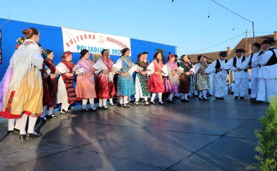 """Održana tradicionalna 18. smotra folklora """"Poljadija u srcu"""""""
