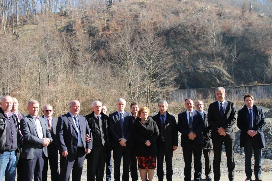 Potpisan ugovor za izgradnju akumulacije Šumetlica vrijedan 92 milijuna kuna