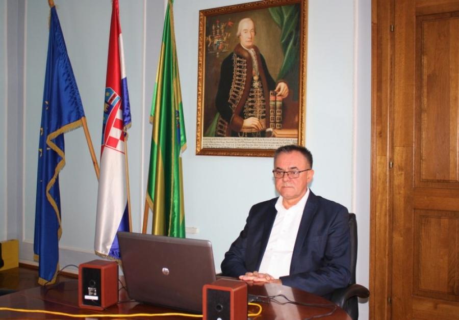 Prva sjednica Koordinacijskog vijeća za Panonsku Hrvatsku