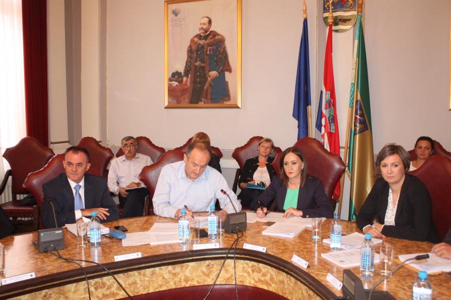 Održana 2. sjednica Županijske skupštine