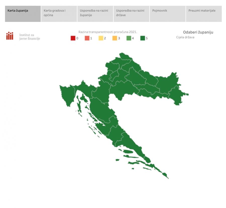 Svih 5 općina dobilo peticu za transparentnost