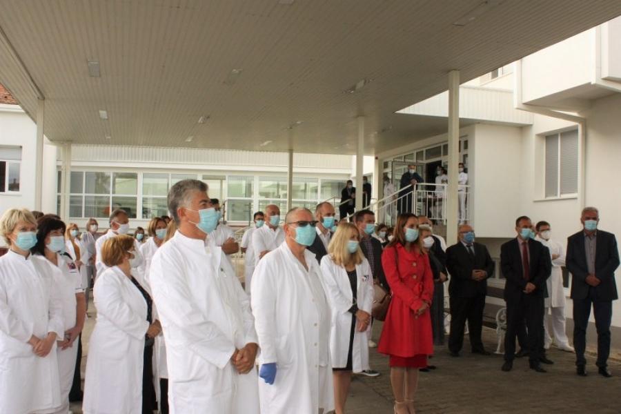 Završna konferencija projekta energetske obnove zgrade Opće županijske bolnice Požega