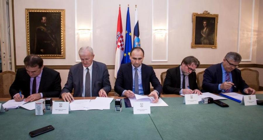 Suradnja pet slavonskih županija potpisanim Sporazumom podignuta na višu razinu
