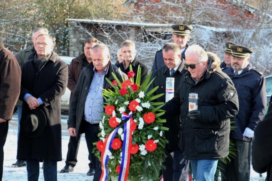 27. obljetnica oslobađanja Kamenske, Mijača i logora Bučje