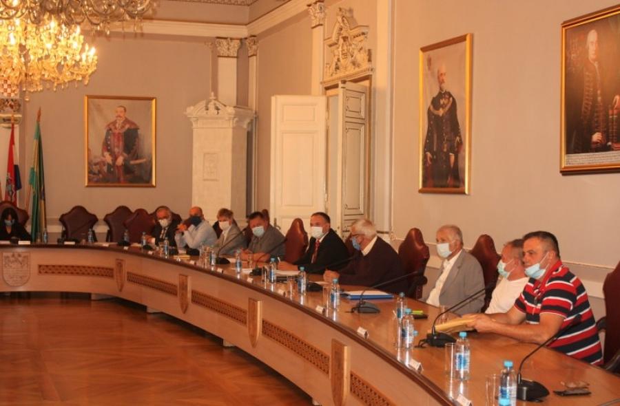 Održana 16. sjednica Županijske Skupštine Požeško-slavonske županije