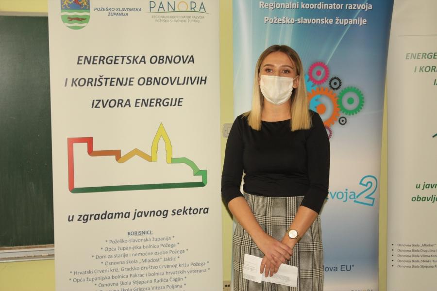 """Završna konferencija projekta """"Energetska obnova zgrade područne škole Podgorje"""""""