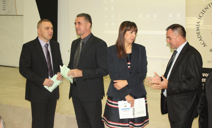"""Održan znanstveno – stručni skup """"Unapređenje vinogradarstva i vinarstva nakon ulaska Republike Hrvatske u EU"""""""