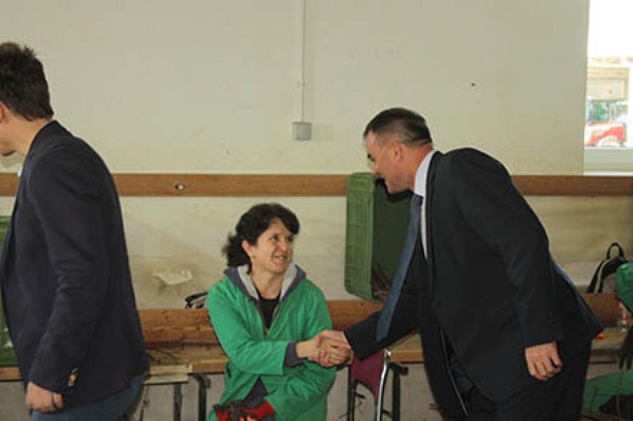 Župan u obilasku kutjevačkih gospodarstvenika