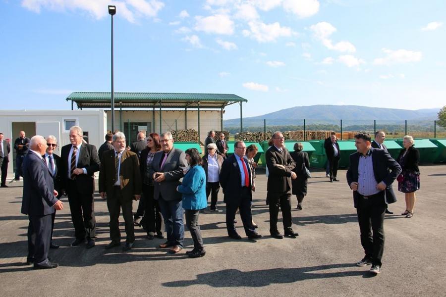 U Lipiku otvoreno prvo reciklažno dvorište u županiji