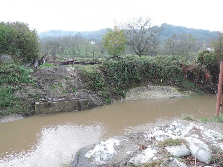 Najavljeno raspisivanje natječaja za most Brezine - Janja Lipa