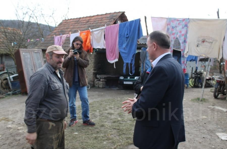 Župan posjetio obitelj Prispilović iz Seovaca
