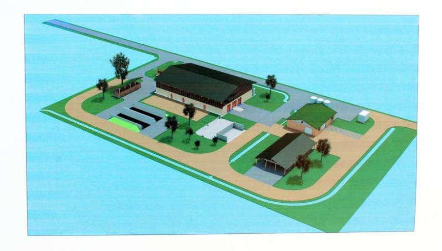 Postavljen kamen temeljac za izgradnju Regionalnog centra kompetencija u poljoprivredi i prehrani