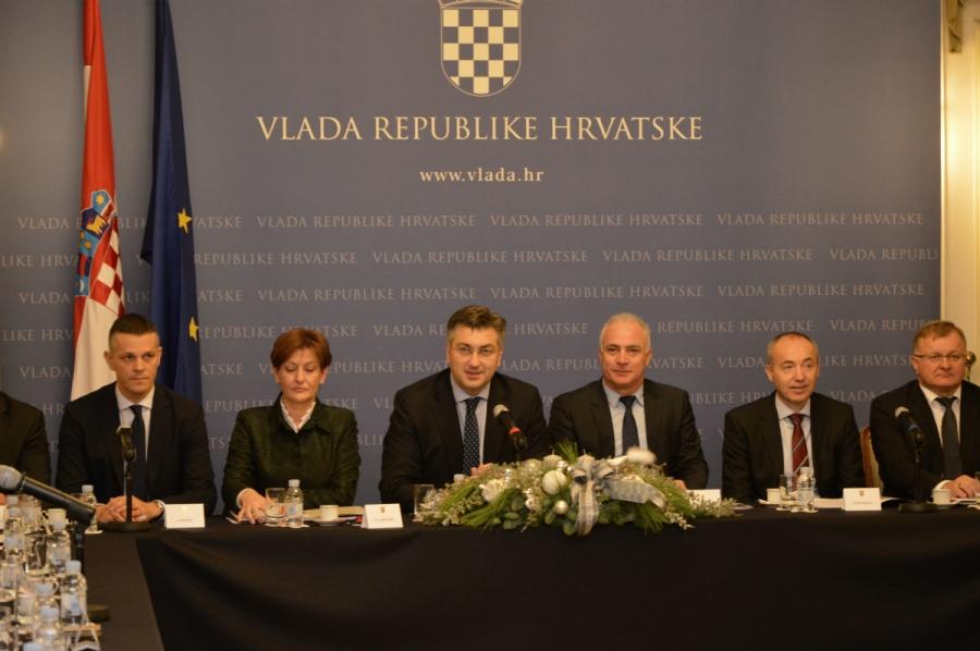 Izvor: Vlada Republike Hrvatske