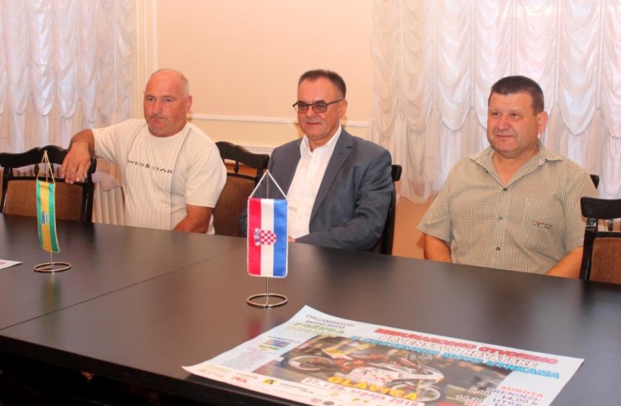 Tiskovna konferencija povodom Međunarodnog otvorenog prvenstva Hrvatske u cestovnim moto utrkama