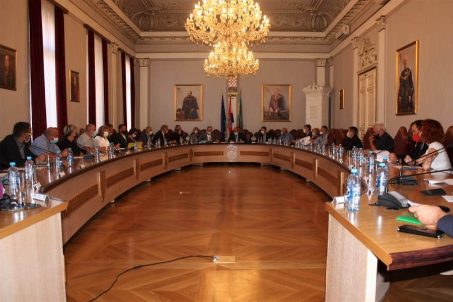 Održana Izvanredna sjednica Županijske Skupštine, donesene odluke vezano za isplatu šteta građanima i poljoprivrednicima nakon prirodnih nepogoda