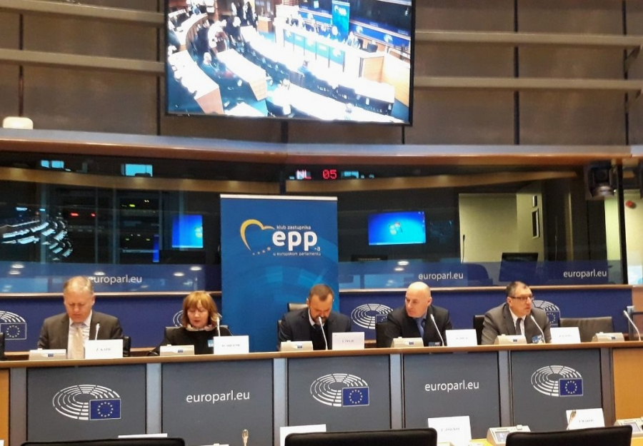 Konferencija Europskog parlamenta o razminiranju