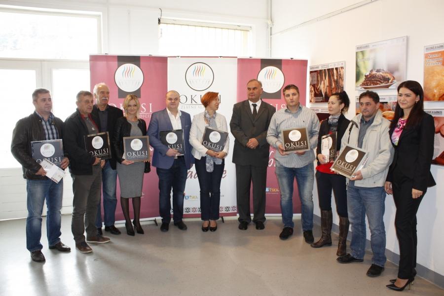 Predstavljen nacionalni projekt Okusi hrvatske tradicije - Okusi zlatne Slavonije