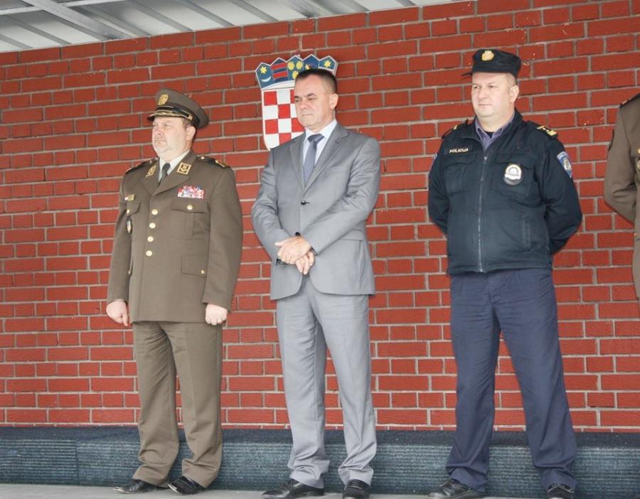 Svečano obilježena 23. obljetnica Dočasničke škole u Požegi