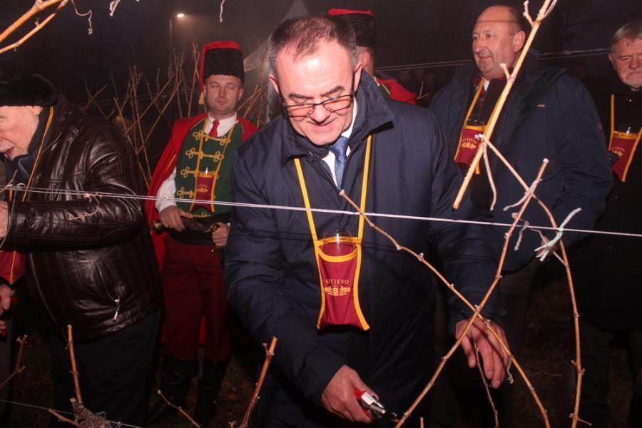 Proslava Vincelova Kutjeva d.d.