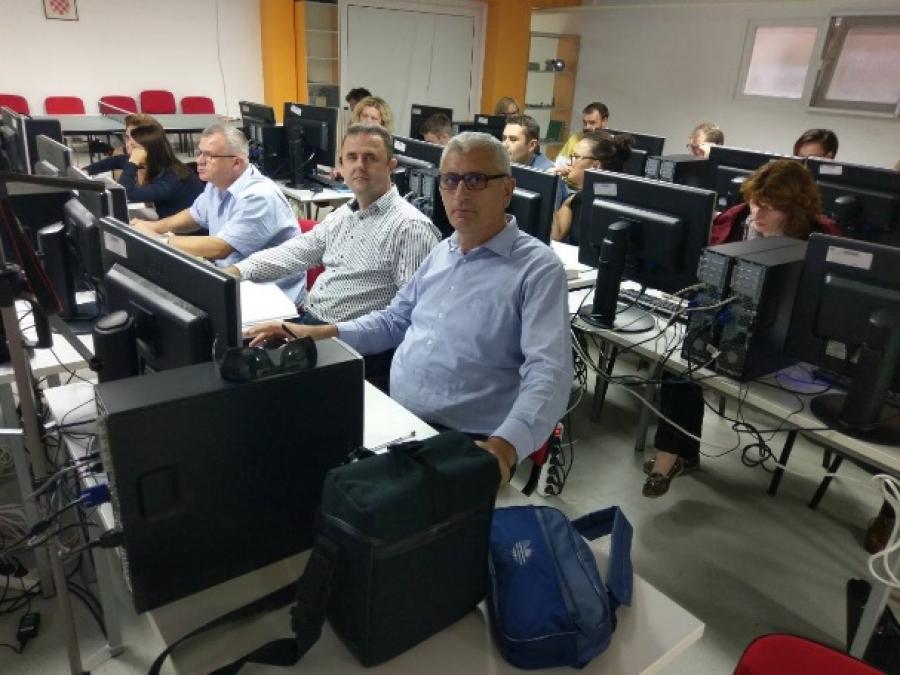 Zavod za prostorno uređenje Požeško-slavonske županije sudjelovao na edukaciji