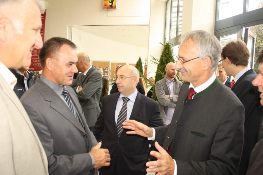 U planu uspostava gospodarske suradnje između Požeško - slavonske županije i austrijske pokrajine Koruške