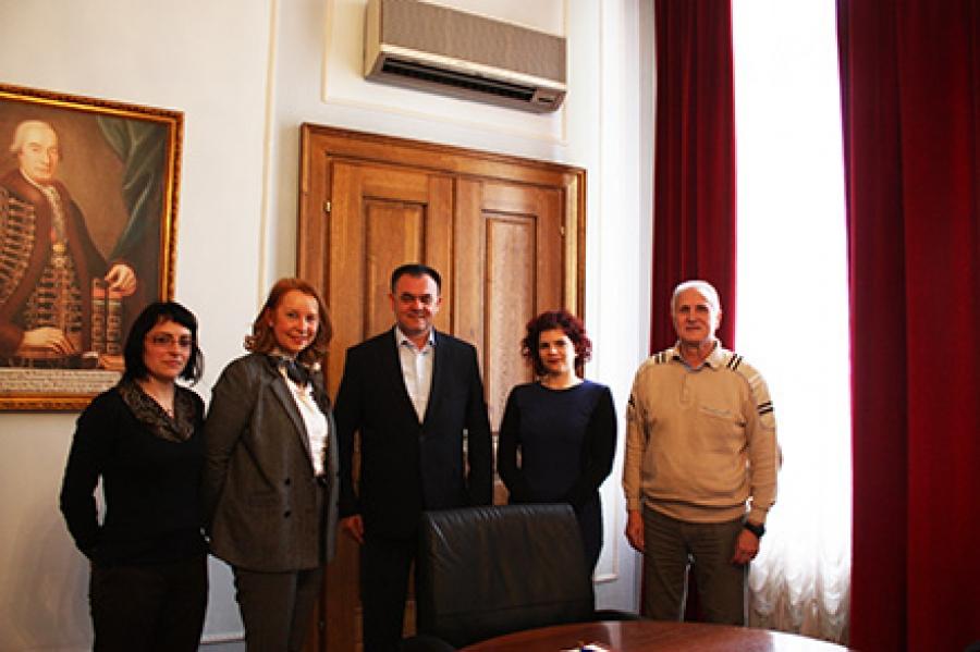 Volonterski palijativni tim kod Župana
