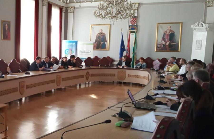 Održana 7. sjednica Partnerskog vijeća Požeško-slavonske županije