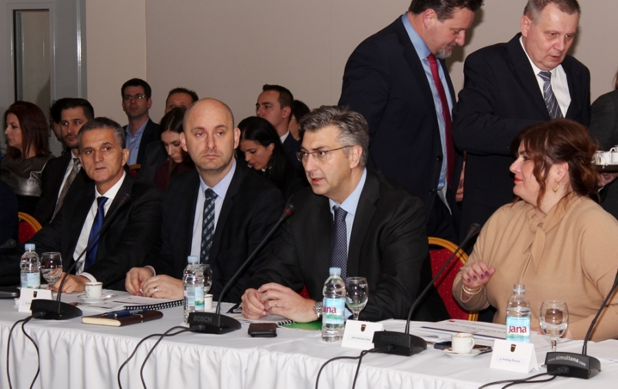 U Pakracu održana 7. sjednica Savjeta za Slavoniju, Baranju i Srijem
