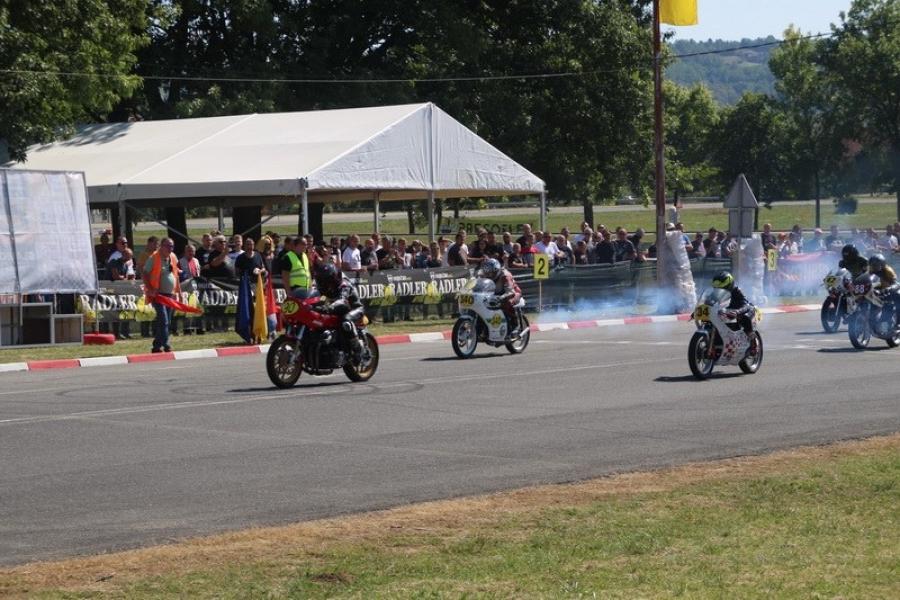 Održane moto utrke na Glavici