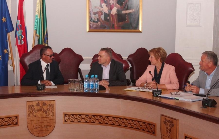 Održan sastanak s Državnim hidrometeorološkim zavodom na temu protugradne obrane