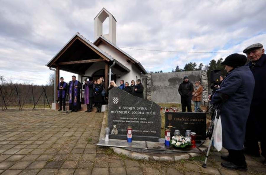Obilježena 26. obljetnica logora Bučje